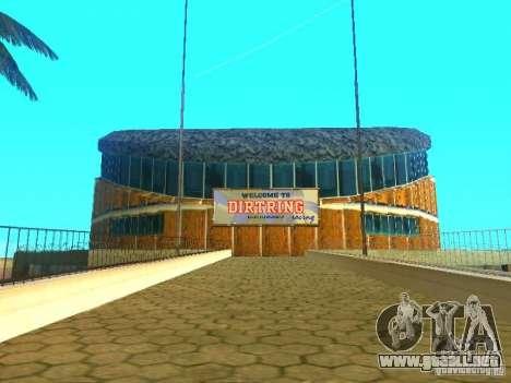 El nuevo edificio del LV para GTA San Andreas