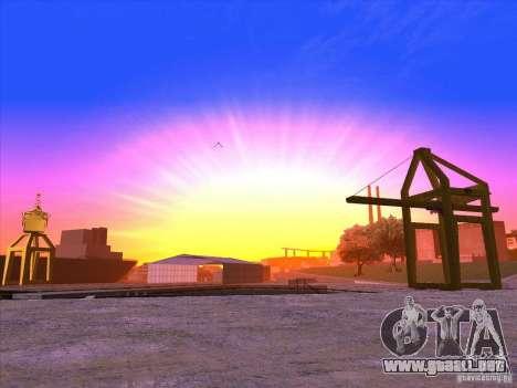 Nuevo Timecyc para GTA San Andreas