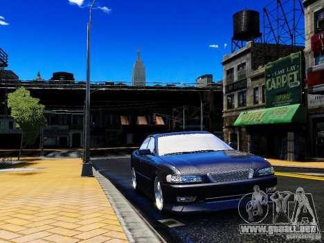 Toyota MARK II 1990 para GTA 4 left