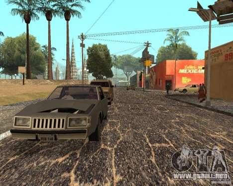 New Ghetto para GTA San Andreas sexta pantalla