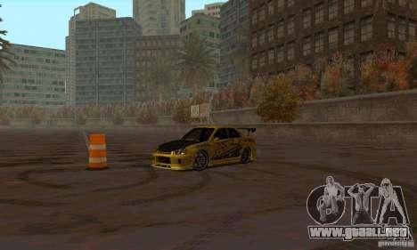 NFS Most Wanted - Paradise para GTA San Andreas undécima de pantalla