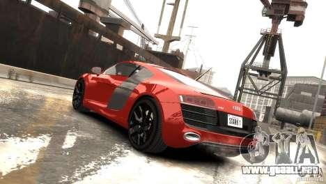 Audi R8 V10 2010 [EPM] para GTA 4 visión correcta