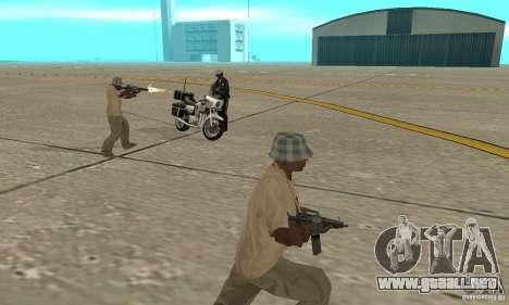 Doble 2 para GTA San Andreas sucesivamente de pantalla
