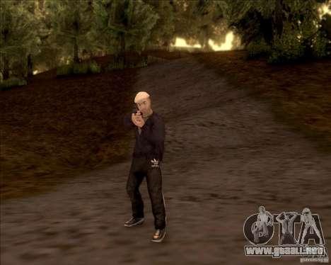 SkinPack for GTA SA para GTA San Andreas novena de pantalla