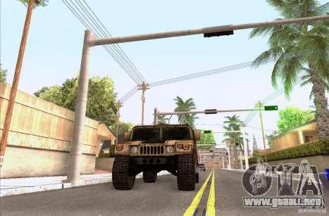 ENBSeries by HunterBoobs v2.0 para GTA San Andreas octavo de pantalla