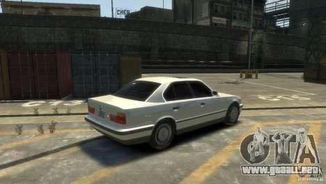 BMW 525i para GTA 4 visión correcta