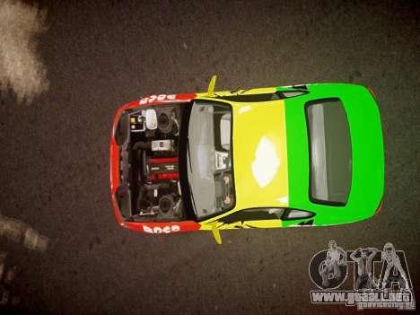 Nissan Silvia S15 Boso Drift Formula D M-Design para GTA 4 vista hacia atrás