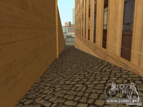 Nuevo hospital LAN para GTA San Andreas segunda pantalla