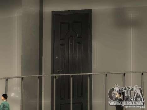 La embajada rusa en San Andreas para GTA San Andreas tercera pantalla