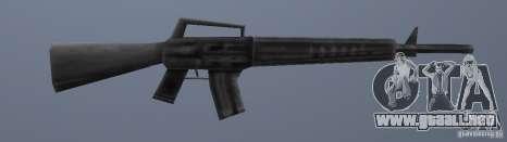M16 para GTA Vice City tercera pantalla