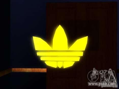 Adidas Logo para GTA San Andreas
