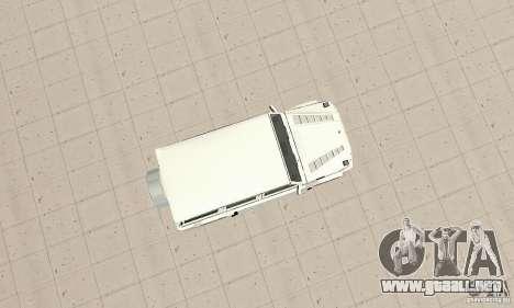 Mercedes-Benz G500 Zailer 2004 para la visión correcta GTA San Andreas