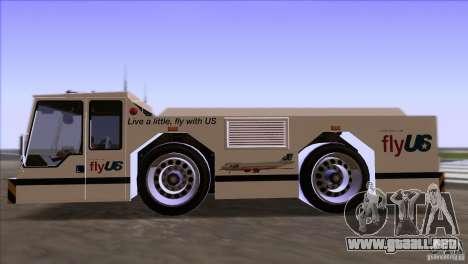 Ripley from GTA IV para GTA San Andreas vista posterior izquierda