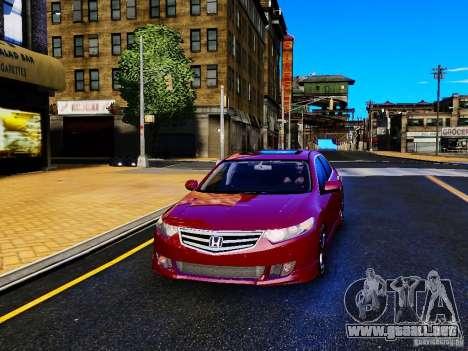 Honda Accord Tuning by Type-S para GTA 4