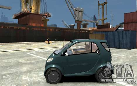 Smart For Two para GTA 4 left