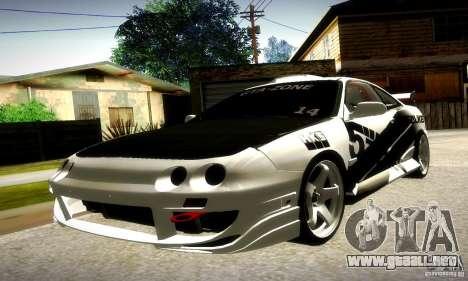 Acura Integra Type R para vista lateral GTA San Andreas