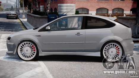 Ford Focus ST (X-tuning) para GTA 4 left
