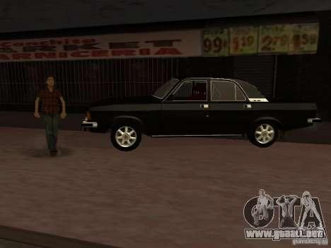 GAZ 3102 para GTA San Andreas left