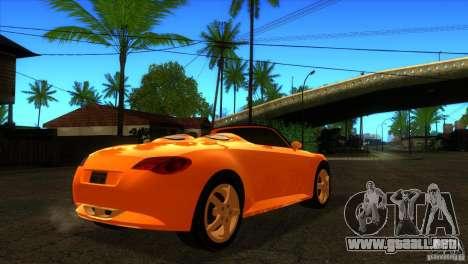 Volkswagen Concept R para la visión correcta GTA San Andreas