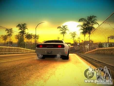 ENBSeries for medium PC para GTA San Andreas
