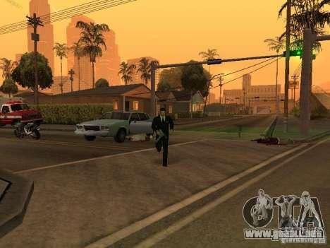 Tommy Vercetti para GTA San Andreas segunda pantalla