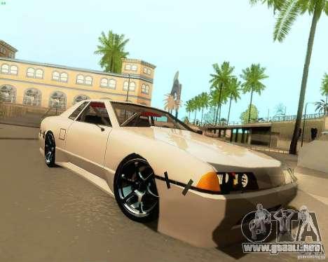 Elegy Drift Korch para GTA San Andreas left