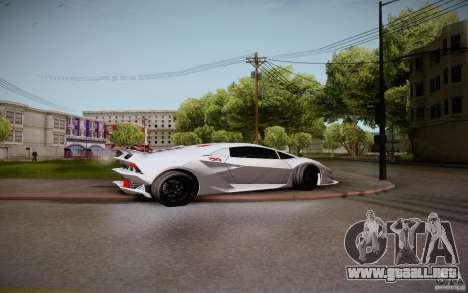 Lamborghini Sesto Elemento para la visión correcta GTA San Andreas