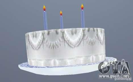 Happy Birthday Grenades para GTA San Andreas segunda pantalla