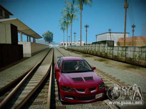 ENBSeries by Treavor para GTA San Andreas tercera pantalla