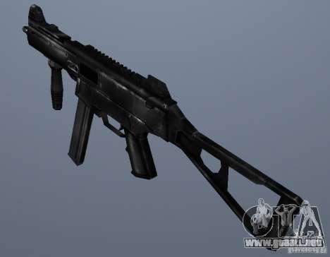 KM UMP45 Counter-Strike 1.5 para GTA San Andreas