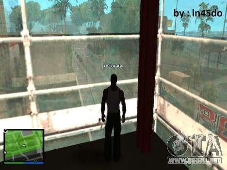 GTA V Interface for Samp para GTA San Andreas segunda pantalla