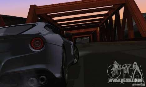 ENBSeries by dyu6 Low Edition para GTA San Andreas sucesivamente de pantalla