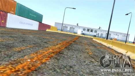 Blur Port Drift para GTA 4 quinta pantalla