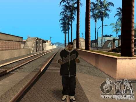 Pack Ballas Soldiaz Families V.2 para GTA San Andreas sexta pantalla