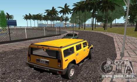 New Groove para GTA San Andreas séptima pantalla