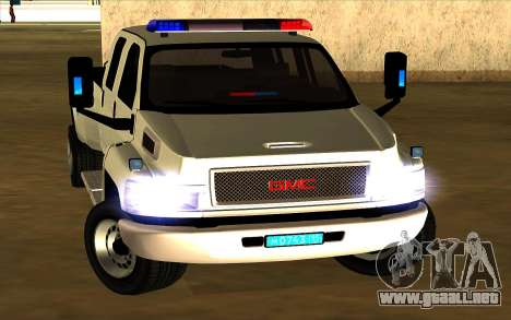 GMC Topkick C4500 para GTA San Andreas