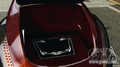 Walter Street Rod Custom Coupe para GTA 4 vista lateral