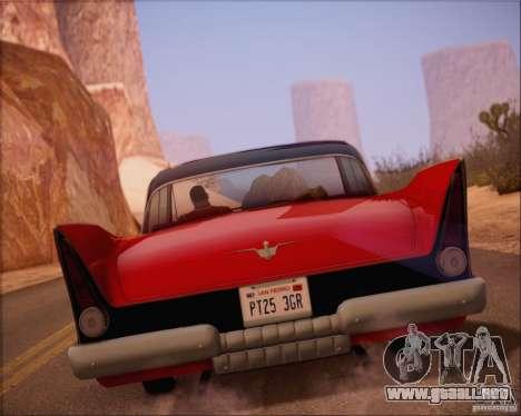 SA_NGGE ENBSeries v1.2 versión jugable para GTA San Andreas quinta pantalla