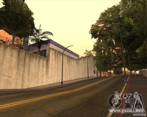Un concesionario Wang Cars para GTA San Andreas sexta pantalla