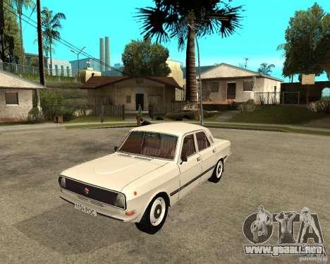 Volga Gaz 24-10 051 para GTA San Andreas