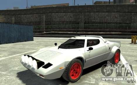 Lancia Stratos para GTA 4