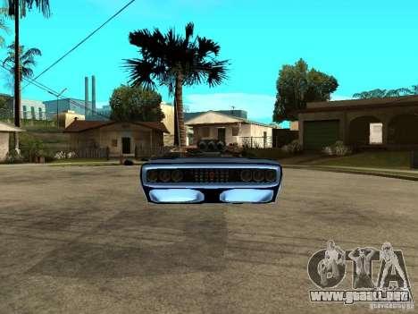 Voozer para GTA San Andreas