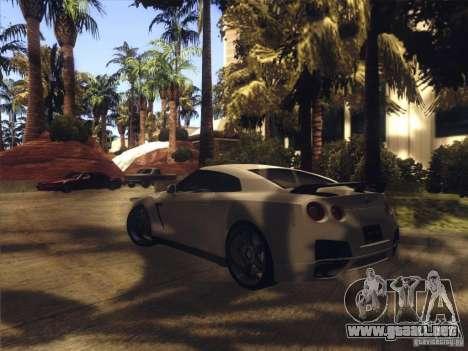 ENBSeries para GTA San Andreas quinta pantalla