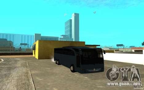 Mercedes-Benz Travego para GTA San Andreas left