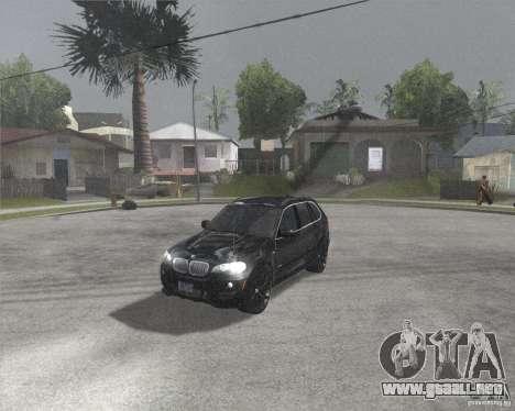 BMW X5 2009 Tune para GTA San Andreas