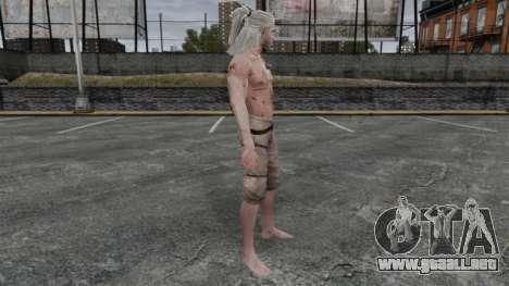 Geralt de Rivia v5 para GTA 4