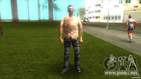 Pak pieles para GTA Vice City novena de pantalla
