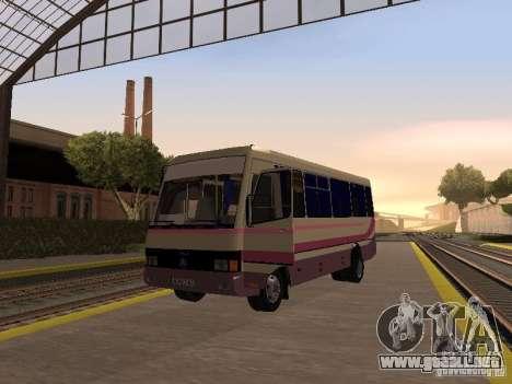 Bases A079 turística para GTA San Andreas
