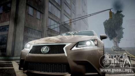 Realistic ENBSeries By batter para GTA 4 octavo de pantalla