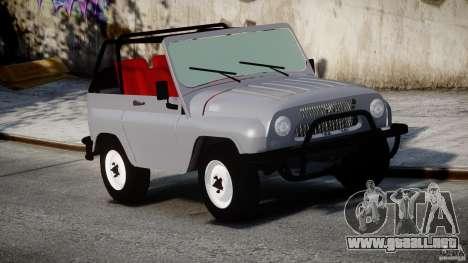 UAZ-3150 para GTA 4